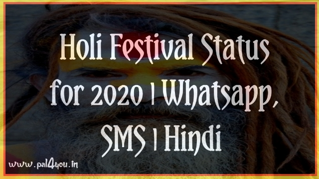 BADMASHI Holi status 2020 11