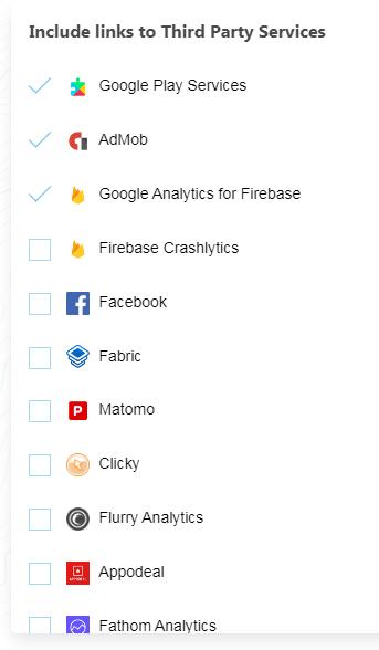 एंड्राइड ऍप्लिकेशन के लिए प्राइवेसी पालिसी पेज (privacy policy page) कैसे बनाएं ? 3